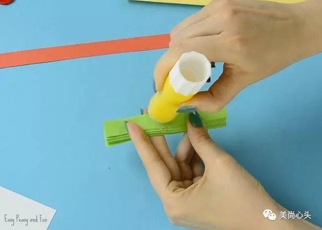 父亲节幼儿园大班手工制作创意——我爱父亲